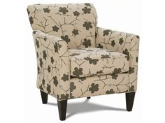A picture with a lady siting in this chair makes it look like a comfortable chair for SHORT people.  sc 1 st  Pinterest & Aubrey Leather Recliner Chair in