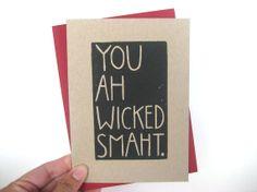 Wicked smaht