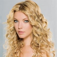 Casual Curly Hairstyles For Women With Long Hair