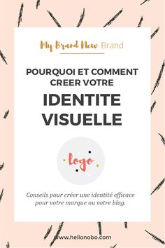 """Bienvenue dans le programme #MyBrandNewBrand!    Comme vous avez pu le lire sur cette page et celle-ci, je vous concocte une  série d'articles intitulés « My Brand New Brand ». Il s'agit de créer  ensemble une identité graphique qui nous corresponde et dure dans le temps.  Une bonne résolution à adopter pour votre entreprise ou votre blog en ce  début d'année!    Retrouvez en fin d'article un premier """"devoir"""" à suivre si vous souhaitez  avancer sur votre identité visuelle au fur et à…"""