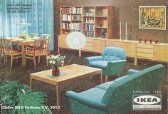 Coperta Catalogului IKEA 1966