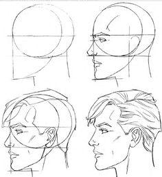 Christopher Hart - Drawing cutting edge Comics 2 face, head