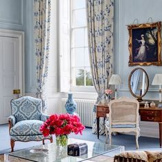 Drawing Room: Architectural Digest