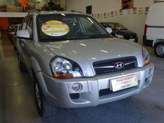 Hyundai Tucson GLS Automatico