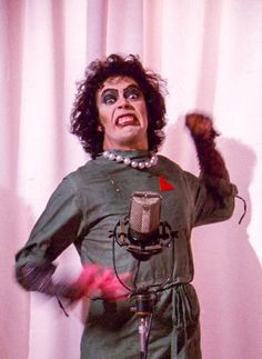 Rockey Horror Picture Show Rocky Horror Show, The Rocky Horror Picture Show, Film Science Fiction, Tim Curry, Blu Ray, Great Movies, Movies Showing, Film Movie, Horror Movies