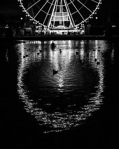 One and a half ferris wheels! (Photo: @flo_and_minh // Fotopark) #LeicaCamera #Leica #reflection #monochrome # via Leica on Instagram - #photographer #photography #photo #instapic #instagram #photofreak #photolover #nikon #canon #leica #hasselblad #polaroid #shutterbug #camera #dslr #visualarts #inspiration #artistic #creative #creativity