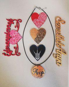 #necklace #momday #lovemother #anyaknapja #gift