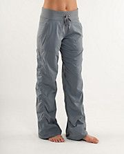 Lululemon studio pant....the most comfy pant to do everything in!!!