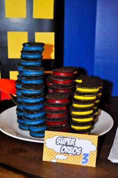 Superheroes Birthday Party Ideas | Photo 35 of 40