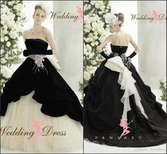I found some amazing stuff, open it to learn more! Don't wait:http://m.dhgate.com/product/gothic-wedding-dresses-black-lace-appliques/206856207.html
