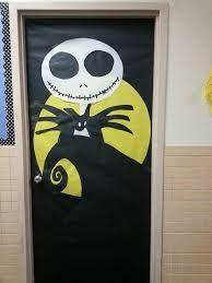 Resultado de imagen de portas halloween