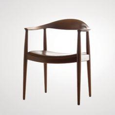 Hans Wegner ronde stoel