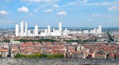 Projet Lyon Part-Dieu 2020 - 2030  © Grand Lyon - AUC