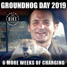 "Hidradenitis Suppurativa treatment feels like ""Groundhog Day"" sometimes! E Bike Kit, Fair Weather Friends, Bike Humor, Win Win Situation, Evil World, Excessive Sweating, Bill Murray, Fictional World"