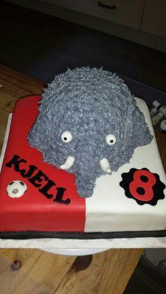 Olli Feijenoord birthday cake for my son Kjell