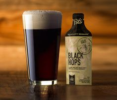 Black Hops by Pat's Backcountry Beverages
