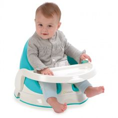 Two new baby seats that are similar to the Bumbo that we love!