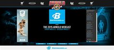 Bodybuilding.com presents a free, live webcast stream of the 2015 Arnold Sports Festival on March 6-7. Everyone's invited to watch!