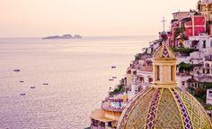 Le Sirenuse Hotel in Positano, Campania