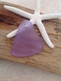 A personal favorite from my Etsy shop https://www.etsy.com/listing/226083713/dream-sea-glass-pendantdrilled