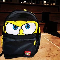 The Spongebob Ninja Pants Backpack