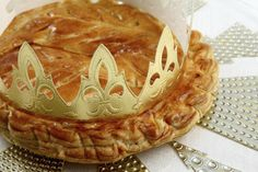 This Galette des Rois recipe is the traditional French Epiphany cake, made of puff pastry and homemade almond cream filling. French King Cake for Epiphany.