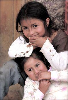 Children in Honduras