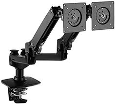 Here are the best dual monitor mount and monitor stand for you to choose. These monitor mounts and monitor stands are of high quality for holding your monitor screen. Dual Monitor Stand, Lcd Monitor, Cable Management System, Montage Photo, Cable Organizer, Office And School Supplies, Computer Accessories, Engineering, Interiors