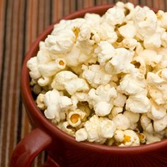 Perfect Buttery Popcorn my way... and what is your secret for perfect popcorn?