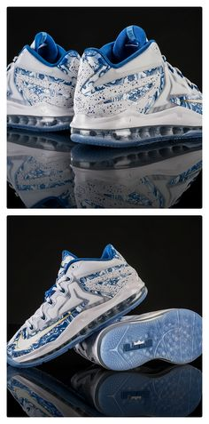4dec4a77950  ReleaseReport Get this Chinese-inspired Nike LeBron 11 Low tomorrow at  Eastbay! Basketball