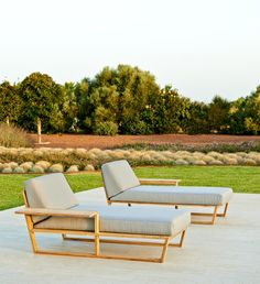 Sofas de jardin | Lineal | Point | Gabriel Teixidó. Check it out on Architonic