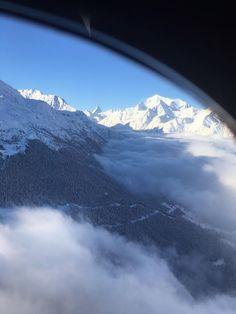 Flug über Saas-Fee wow Saas Fee, Mount Everest, Mountains, Nature, Travel, Winter Landscape, Naturaleza, Viajes, Trips