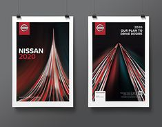 Working On Myself, New Work, Nissan, Campaign, Behance, Europe, How To Plan, Gallery, Check