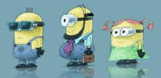 Main Page: Minions (film)/Gallery