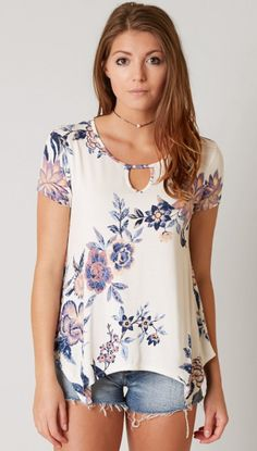 Daytrip Floral Top - Women's Clothing | Buckle