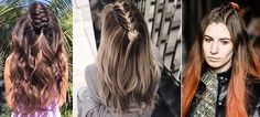 Cabelos - Trança Unicórnio: http://www.modanapratica.com/2016/09/cabelos-tranca-unicornio.html / #hair #braid #cabelos #trança #unicornio