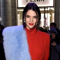 Kendall Jenner's style file
