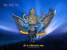 God Shani Dev Wallpaper for Desktop Download