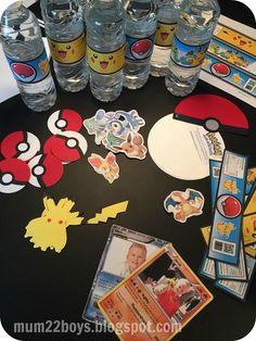 Pokémon fødselsdag forude... (inkl. link til print-selv og masser af idéer)   Mum 2 2 boys   Bloglovin'