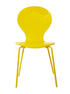 50 finds for $100 or less, including this yellow wood and aluminum chair for just 80 bucks. #budget #hgtvmagazine http://www.hgtv.com/design/decorating/furniture-and-accessories/50-ways-to-spend-100-or-less-pictures?soc=pinterest