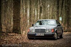 Mercedes Benz 300CE W124