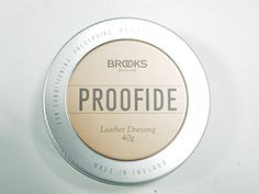 From 9.90 Brooks Proofide Closet Leather Tool Kit 40 G