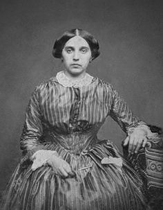 DAGUERROTIPO / Camila O'Gorman, jóven fusilada por orden de Juan Manuel de Rosas en 1848, junto con su amante el sacerdote tucumano Ladislao Gutiérrez.