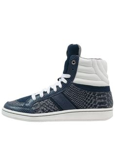 Herren Just Cavalli Sneaker high dark blue