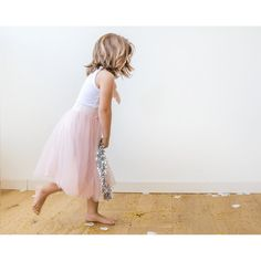 174417fe5605 Blush pink tulle mini skirt, Girls short tutu skirt 5013 in 2019 | Flower  Girls | Tulle mini skirt, Pink tulle, Girls tulle skirt