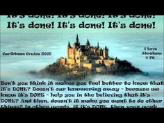 Abraham Hicks- It's Done! It's Done!