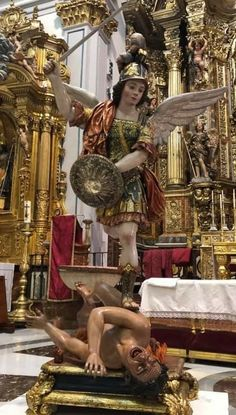 Jan Van Eyck, Archangel Michael, Catholic Art, Caravaggio, Romanticism, Rembrandt, Burlesque, Artsy Fartsy, Dark Art