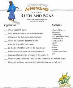 Quizzes For Kids, Bible Activities For Kids, Bible Stories For Kids, Bible Study For Kids, Bible Lessons For Kids, Kids Bible, Sunday School Teacher, Sunday School Lessons, Bible Quiz