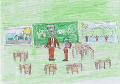 """A """"Juanito Plásticos"""", que así le llamaban sus amigos, le encantaba rescatar y guardar todo aquello que después podría servirle para algo. No le entraba en la cabeza por qué las personas tiraban tanta basura sin pensar qué podía pasar después. Así que el día que en el colegio les comunicaron que la semana siguiente irían de excursión a conocer una planta de reciclaje, su emoción fue tan grande, que casi se cae de la silla al celebrarlo. Ese mismo día salió corriendo del colegio hasta su…"""