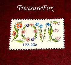 Reserved Custom Order for mcgirl1987 .. Unused Vintage US Postage stamps for mailing sold by TreasureFox, $58.50